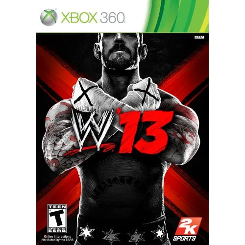 Image 0 of WWE '13 For Xbox 360 Wrestling