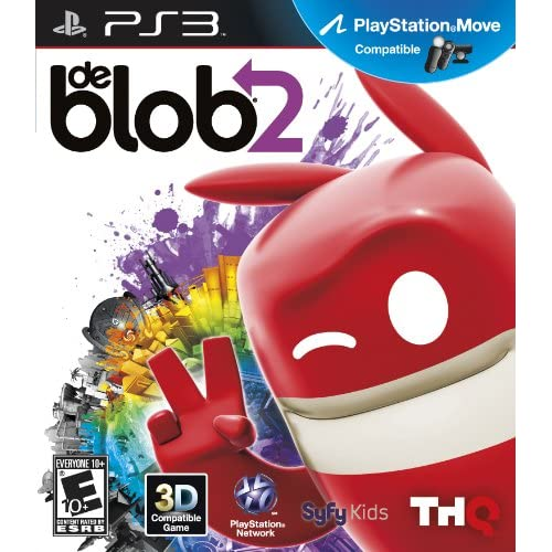 Deblob 2 Playstation 3
