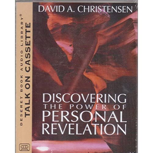 Image 0 of Discovering The Power Of Personal Revelation On Audio Cassette