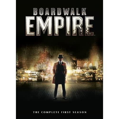 Image 0 of Boardwalk Empire: Season 1 On DVD With Steve Buscemi Drama