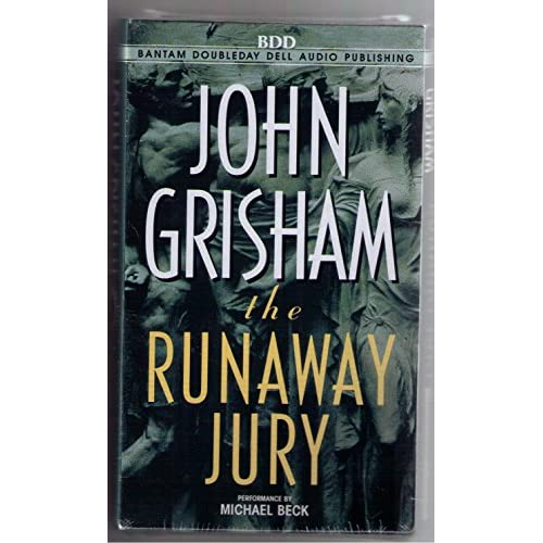 Image 0 of The Runaway Jury Read By Michael Beck By John Grisham On Audio
