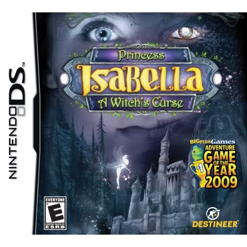Image 0 of Princess Isabella A Witch's Curse For Nintendo DS DSi 3DS 2DS