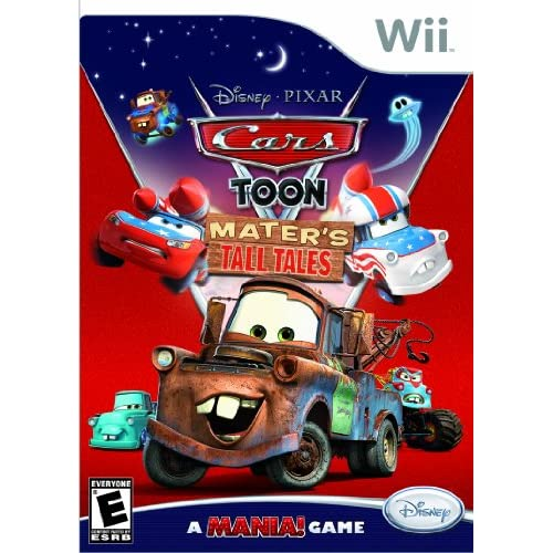 Image 0 of Cars Toon: Mater's Tall Tales For Wii And Wii U Disney