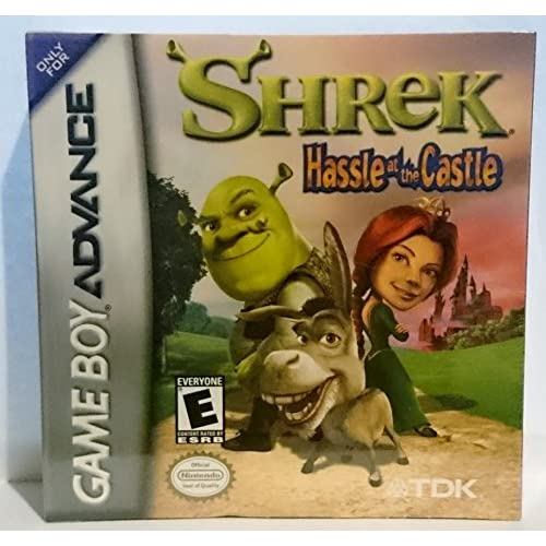 Image 0 of Shrek: Hassle At The Castle For GBA Gameboy Advance