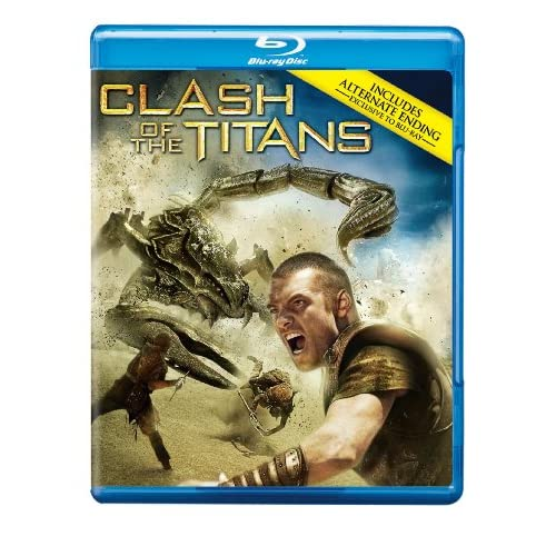 Image 0 of Clash Of The Titans Blu-Ray On Blu-Ray With Sam Worthington
