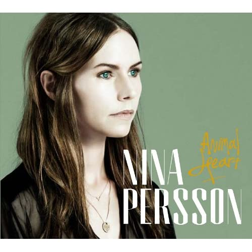 Image 0 of Animal Heart By Persson Nina Pop Album 2014 On Audio CD