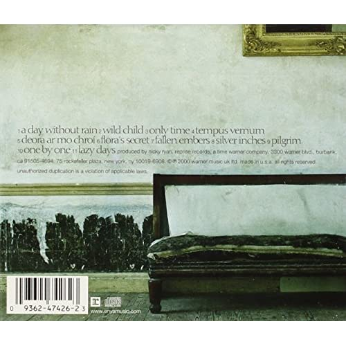 Image 3 of A Day Without Rain By Enya On Audio CD Album World Music 2000