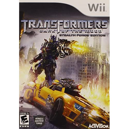 Image 0 of Transformers: Dark Of The Moon For Wii And Wii U