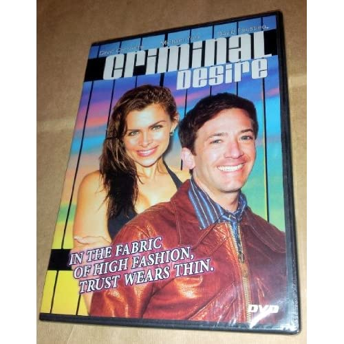Image 0 of Criminal Desire On DVD