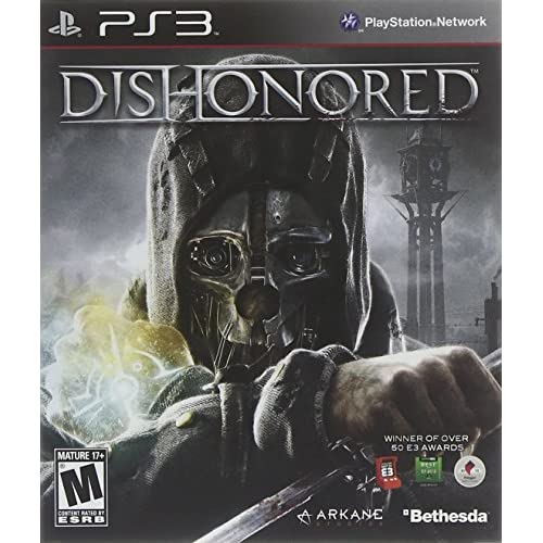 Image 0 of Dishonored Greatest Hits For PlayStation 3 PS3 Shooter