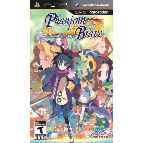 Image 0 of Phantom Brave: Heroes Of The Hermuda Triangle Sony For PSP UMD RPG