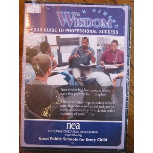 Image 0 of On Demand Wisdom Your Guide To Professional Success Nea National Education Assoc