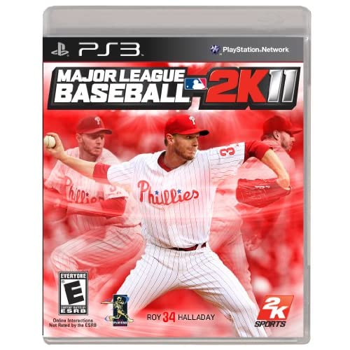 Image 0 of Major League Baseball 2K11 For PlayStation 3 PS3