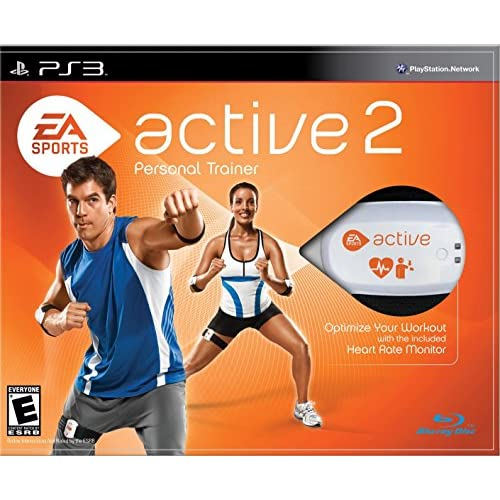 Image 0 of EA Sports Active 2 PS3 Software Only For PlayStation 3