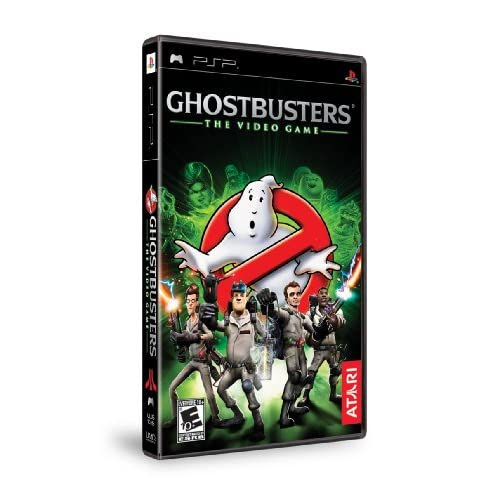 Image 0 of Ghostbusters: The Video Game For PSP UMD