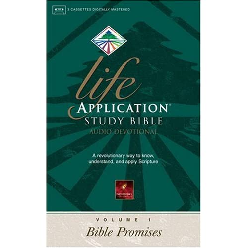 Image 0 of Life Application Study Bible Audio Devotional Nlt By Livingstone Producer On Aud