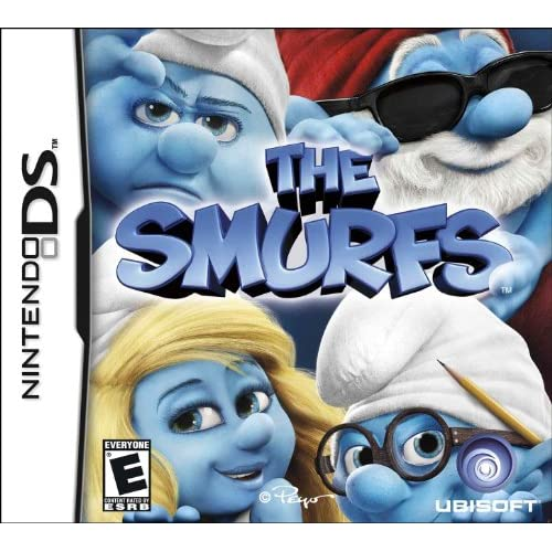 Image 0 of The Smurfs For Nintendo DS DSi 3DS 2DS RPG