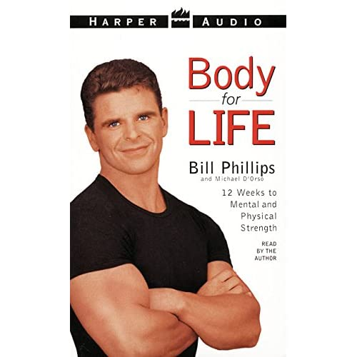 Body For Life By Phillips Bill On Audio Cassette