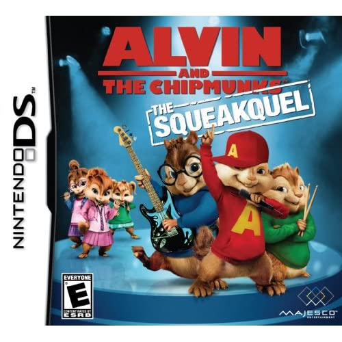 Image 0 of Alvin And The Chipmunks: The Squeaquel For Nintendo DS DSi 3DS 2DS