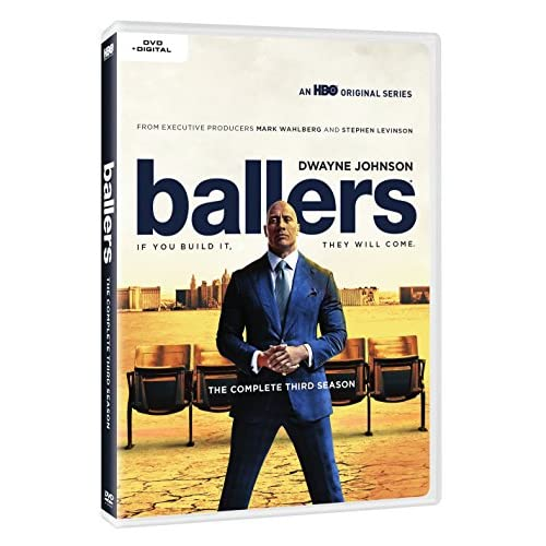 Image 0 of Ballers: The Complete Third Season On DVD Comedy