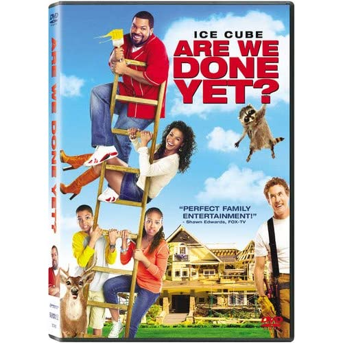 Image 0 of Are We Done Yet? On DVD With Ice Cube Comedy
