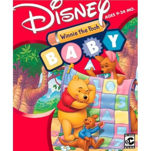 Image 0 of Disney Winnie The Pooh Baby Software
