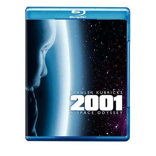 2001: A Space Odyssey Blu-Ray On Blu-Ray With Keir Dullea