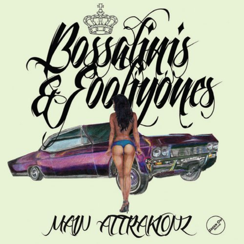 Bossalinis & Fooliyones By Main Attrakionz On Vinyl Record