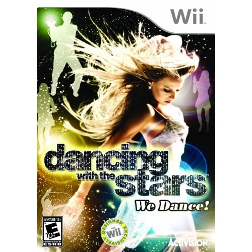 Image 0 of Dancing With The Stars: We Dance! For Wii And Wii U Music