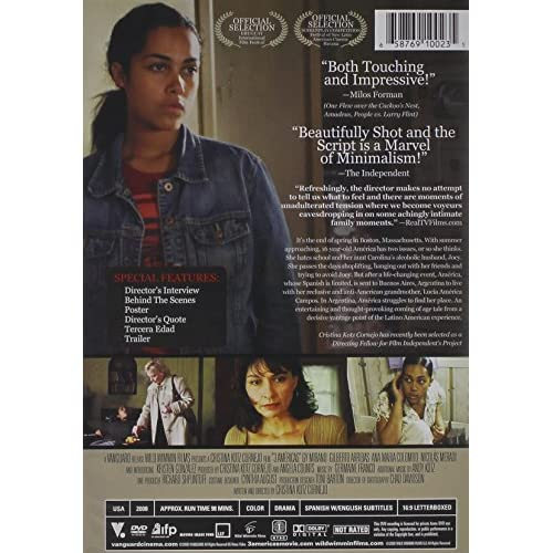 Image 3 of 3 Americas On DVD With Gilberto Arribas