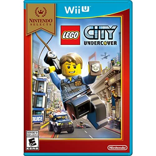 Nintendo selects lego city undercover for wii u with for Case lego city
