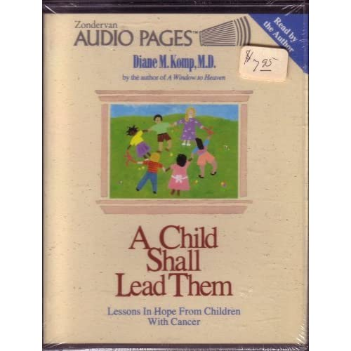 Image 0 of Child Shall Lead Them By Diane M Komp On Audio Cassette