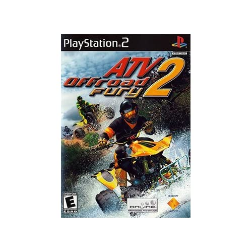 ATV Offroad Fury 2 For PlayStation 2 PS2