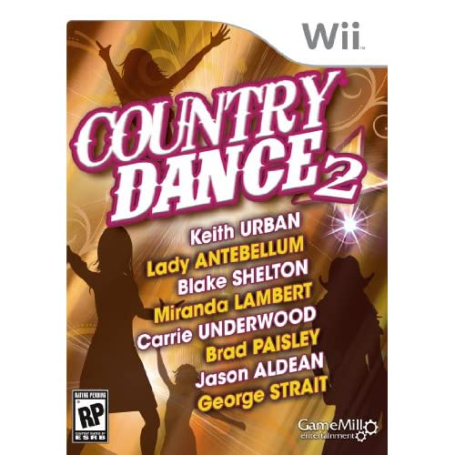 Image 0 of Country Dance 2 For Wii And Wii U Music