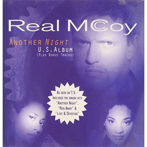 Image 0 of Another Night By Real Mccoy On Audio CD Album 1997