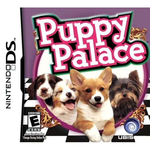 Image 0 of Puppy Palace Nintendo For DS