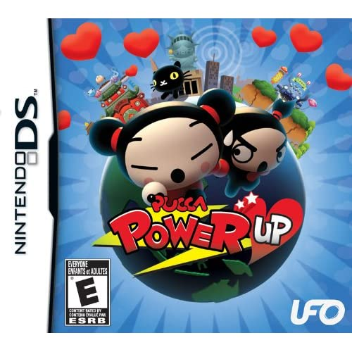 Image 0 of Pucca Power Up For Nintendo DS DSi 3DS 2DS
