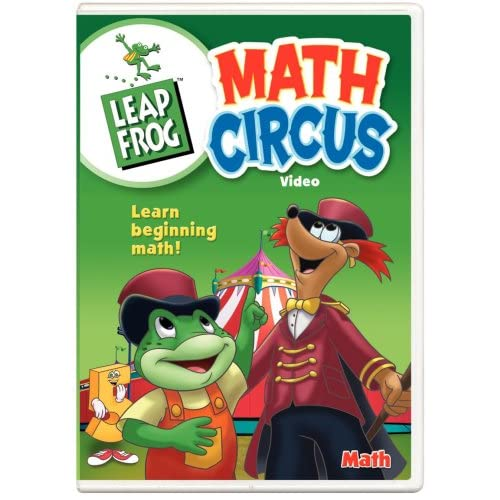 Math Circus For Leap Frog
