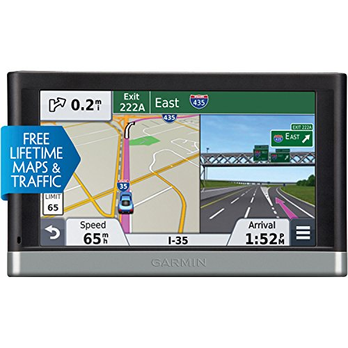Garmin Nuvi 2597LMT 5-inch Portable Bluetooth Vehicle GPS With