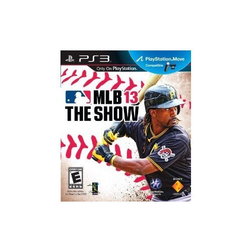 MLB The Show 13 For PS3 PlayStation 3