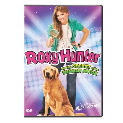 Image 0 of Roxy Hunter And The Secret Of The Shaman On DVD with Richard McMillan