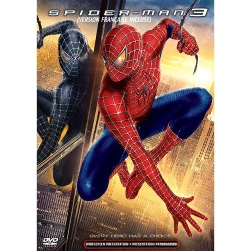 Image 0 of Spider-Man 3 Bilingual French On DVD