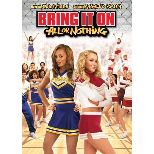Image 0 of Bring It On: All Or Nothing Full Screen Edition On DVD With Hayden Panettiere