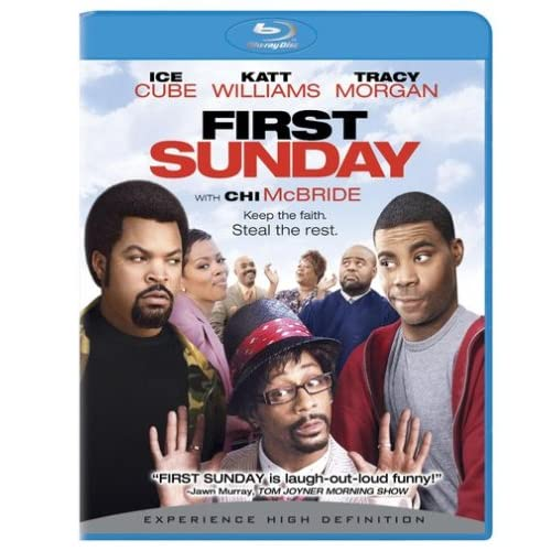 Image 0 of First Sunday Comedy On Blu-Ray