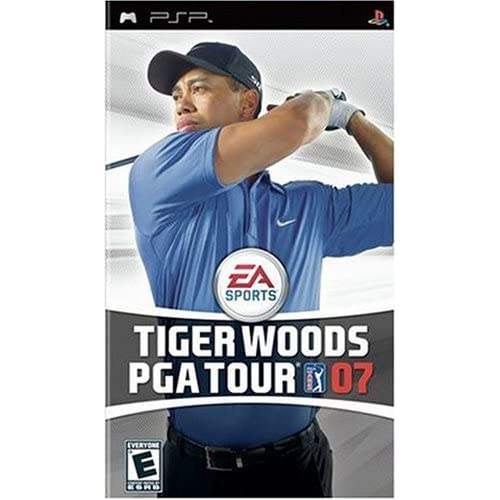 Image 0 of Tiger Woods PGA Tour 07 Sony For PSP UMD Golf