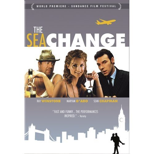 Image 0 of The Sea Change On DVD With Sean Chapman Comedy