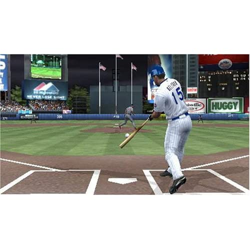 Image 3 of MLB 07: The Show Sony For PSP UMD Baseball