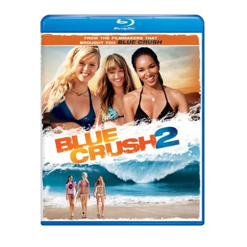 Image 0 of Blue Crush 2 Blu-Ray On Blu-Ray With Sasha Jackson