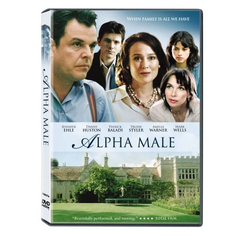 Image 0 of Alpha Male On DVD with Ewan Stewart