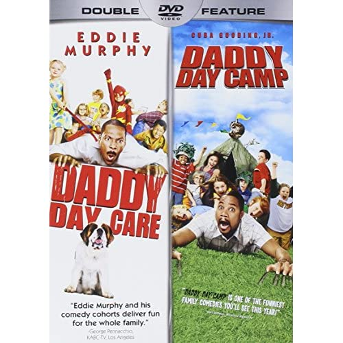 Image 0 of Daddy Day Care / Daddy Day Camp On DVD Comedy